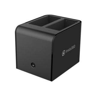 Doppelladegerät für Insta360 Pro Akkus - Mietartikel